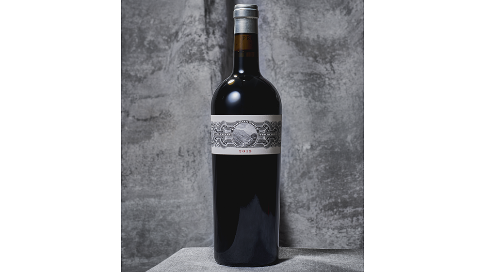 Robb Report's Best Overall Wine 2019, Promontory 2013 Napa Valley