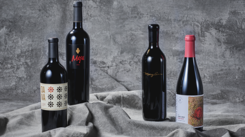 Robb Report's Best Blend, Cab Sav, Cab Franc Merlot Blend and Pinot Noir