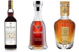 scotch aged whiskey