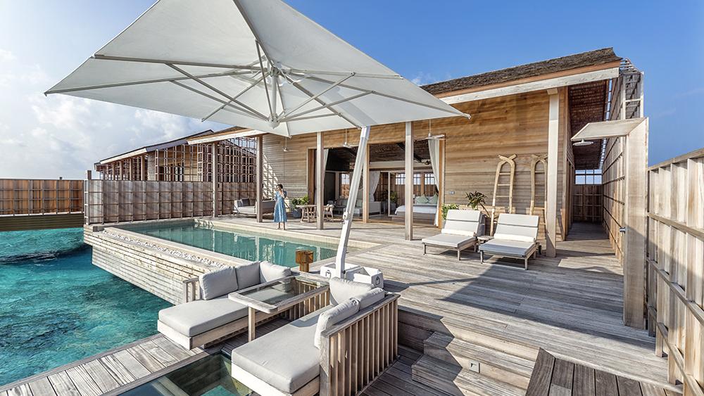 Robb Report's Best Island Resort 2019, Kudadoo Maldives Private Island