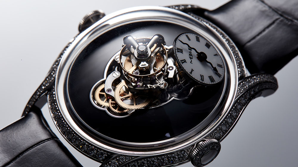 Robb Report's Women Watch of the Year, MB&F Legacy Machine FlyingT