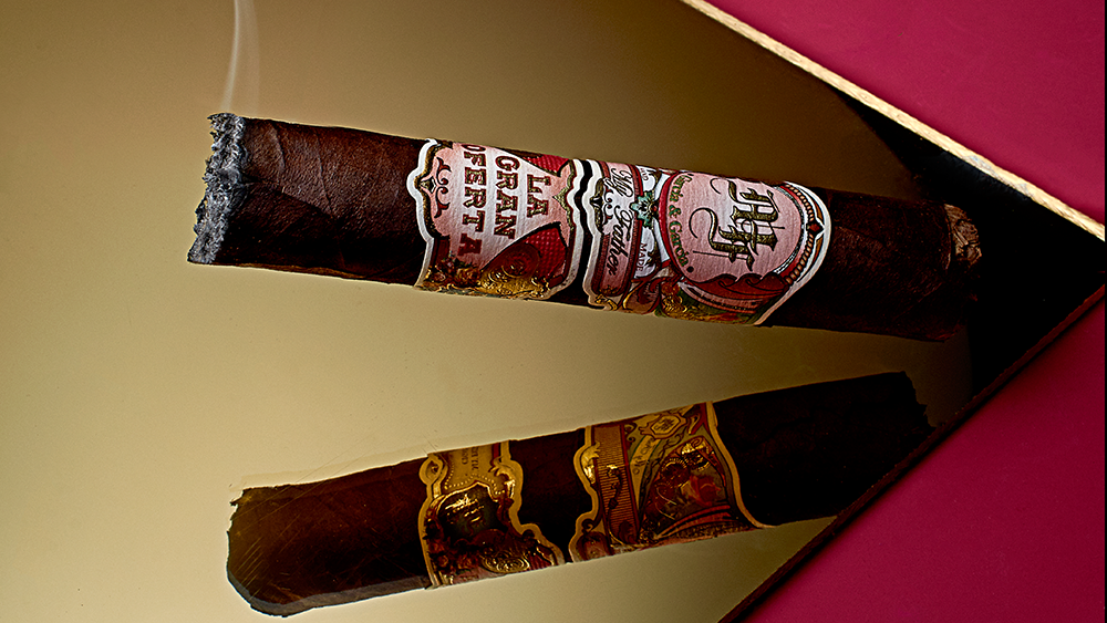 Robb Report's Best Historical Tribute Cigar, My Father Cigars La Gran Oferta
