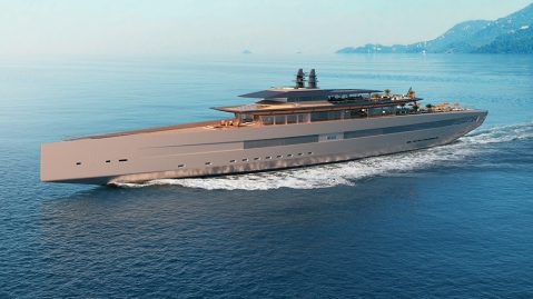 Robb Report's Best Concept Boat 2019, Sinot