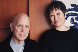 Husband-and-wife architects Tod Williams and Billie Tsien