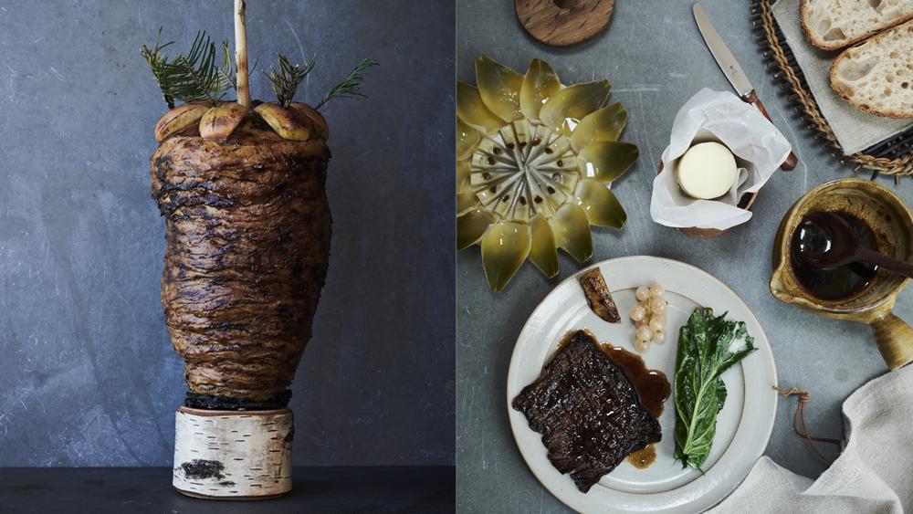 Robb Report's Best Dish 2019, Vegetarian Shawarma at Noma
