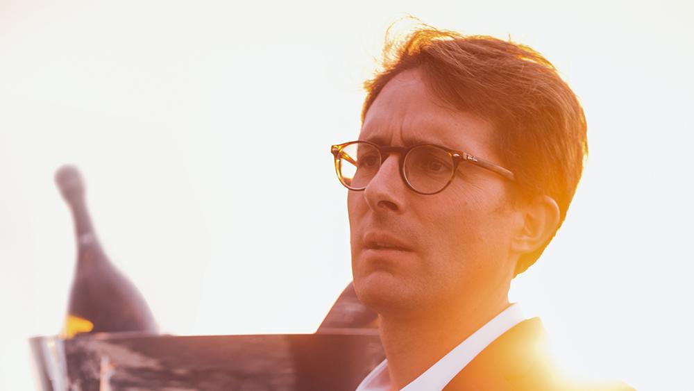 Dom Pérignon's New Leader Vincent Chaperon