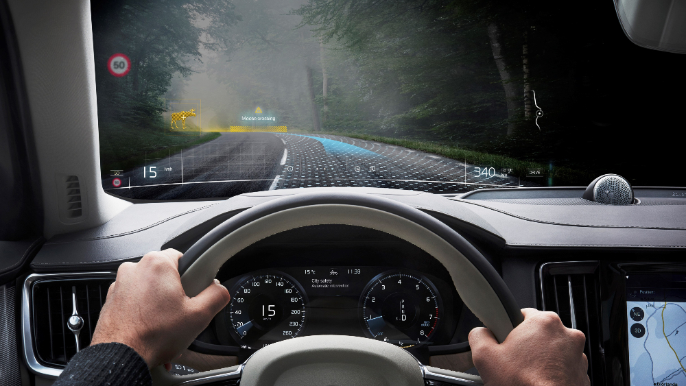 Through its new partnership with Varjo, Volvo is using augmented reality to help develop better and safer cars.
