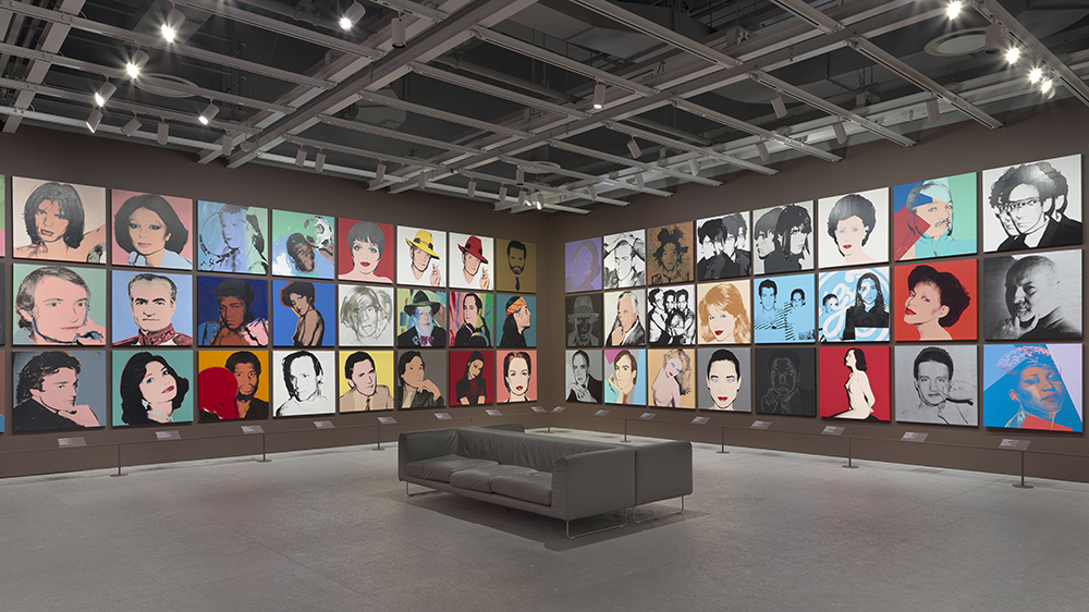 Robb Report's Best Blockbuster Art Exhibition 2019, Andy Warhol: From A to B and Back Again at the Whitney