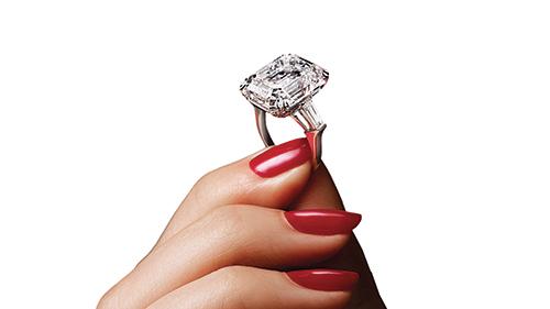 Lesedi La Rona Diamond Ring