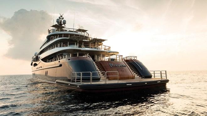 Oceanco Nirvana Megayacht