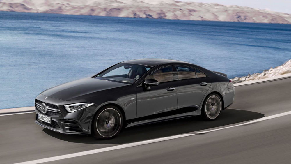 The new Mercedes-AMG CLS 53 and E 53 are on sale now.