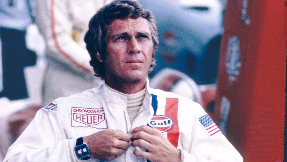 1971 Tag Heuer Steve McQueen LeMans