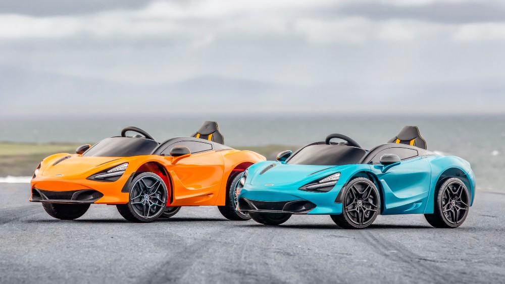 "The McLaren 720S ""Ride-On"""