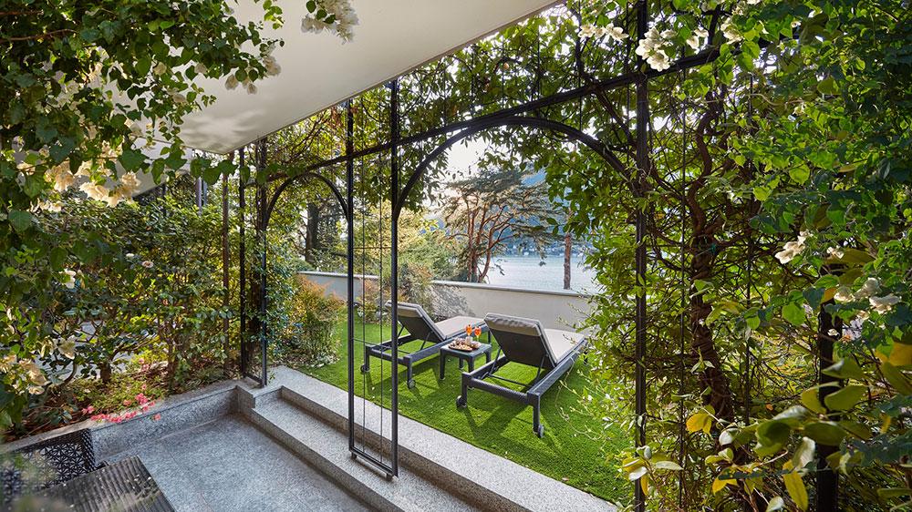 The Grand Vista Lago Suite at Mandarin Oriental, Lago di Como