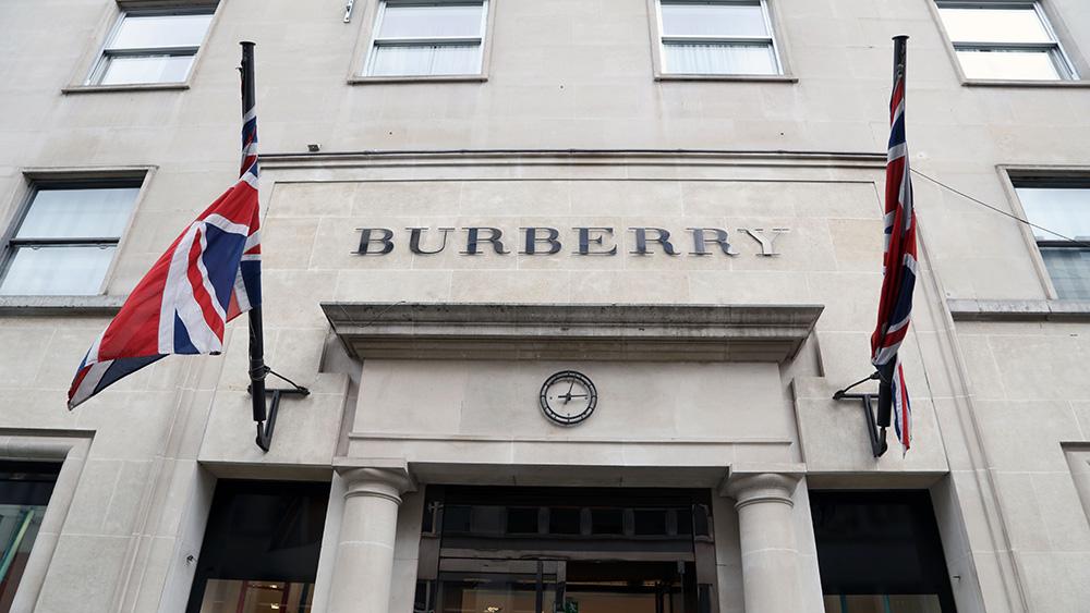 Burberry London