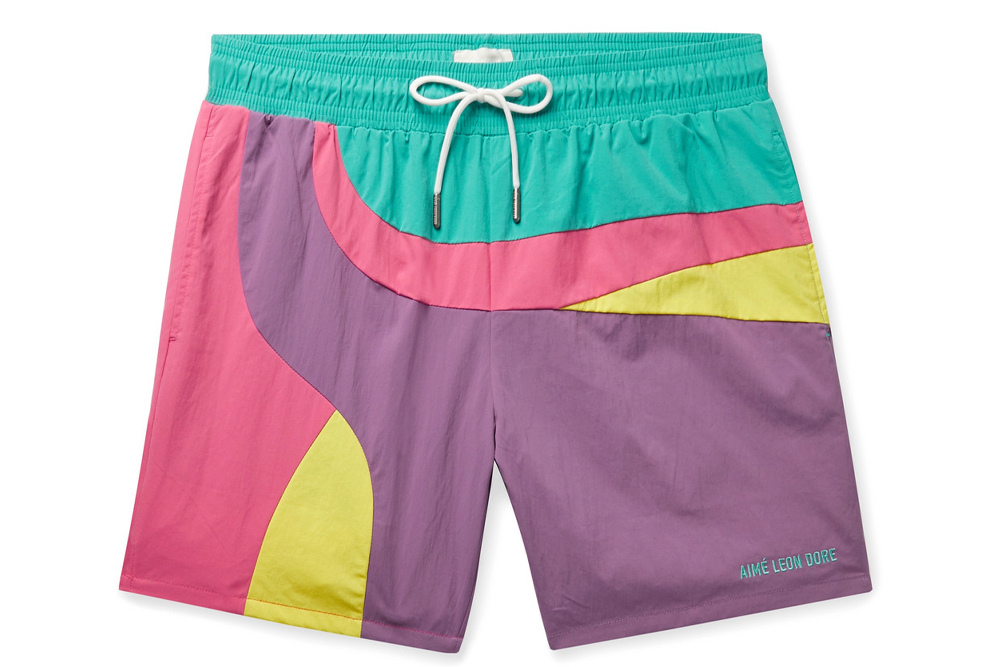Aime Leon Dore Swimming Trunks
