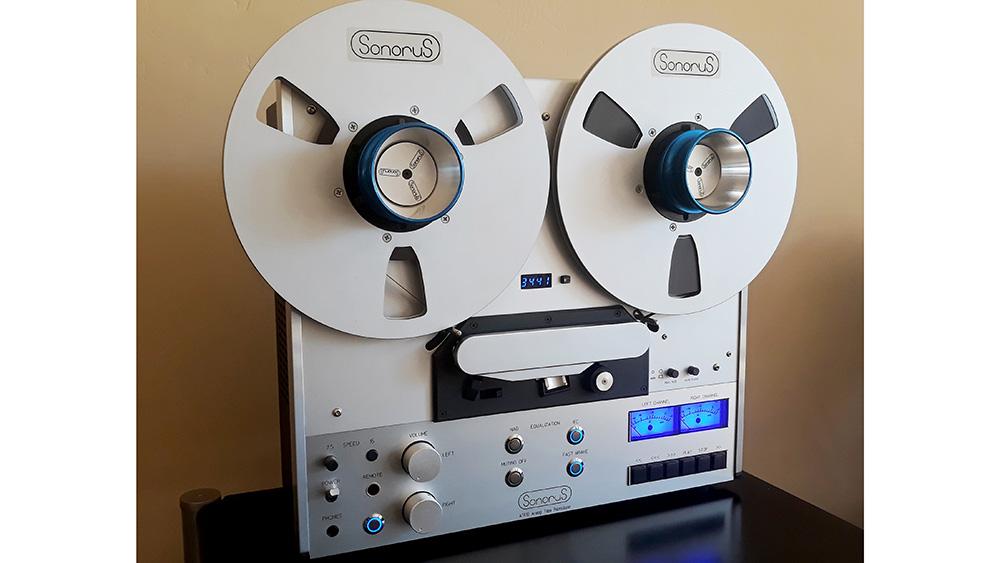 Sonorus Audio ATR10 Analog Tape Reproducer