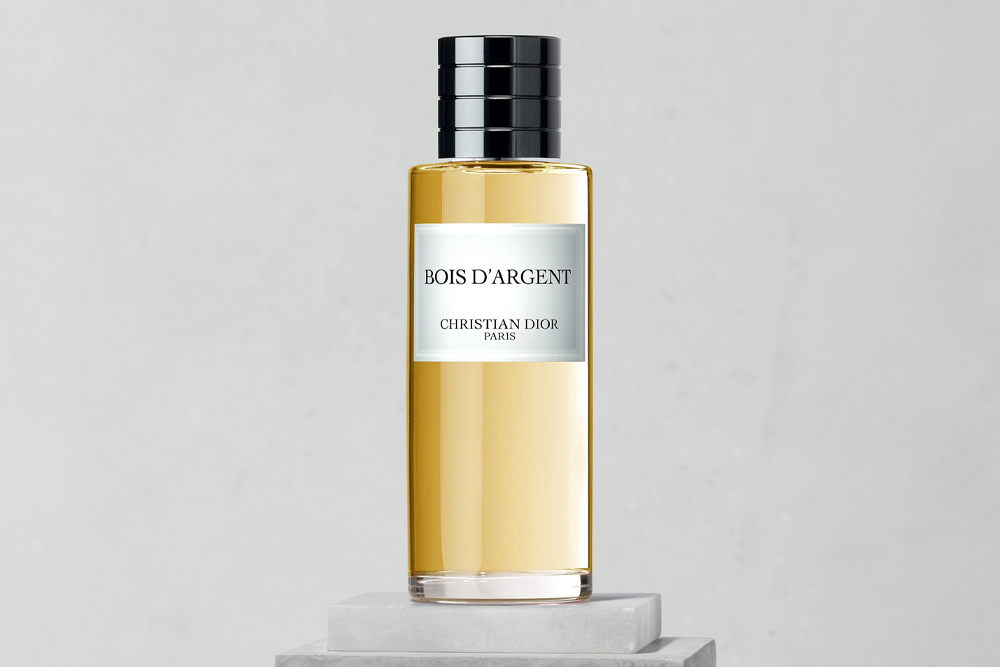 Christian Dior Bois d'Argent fragrance is a great Father's Day gift idea.