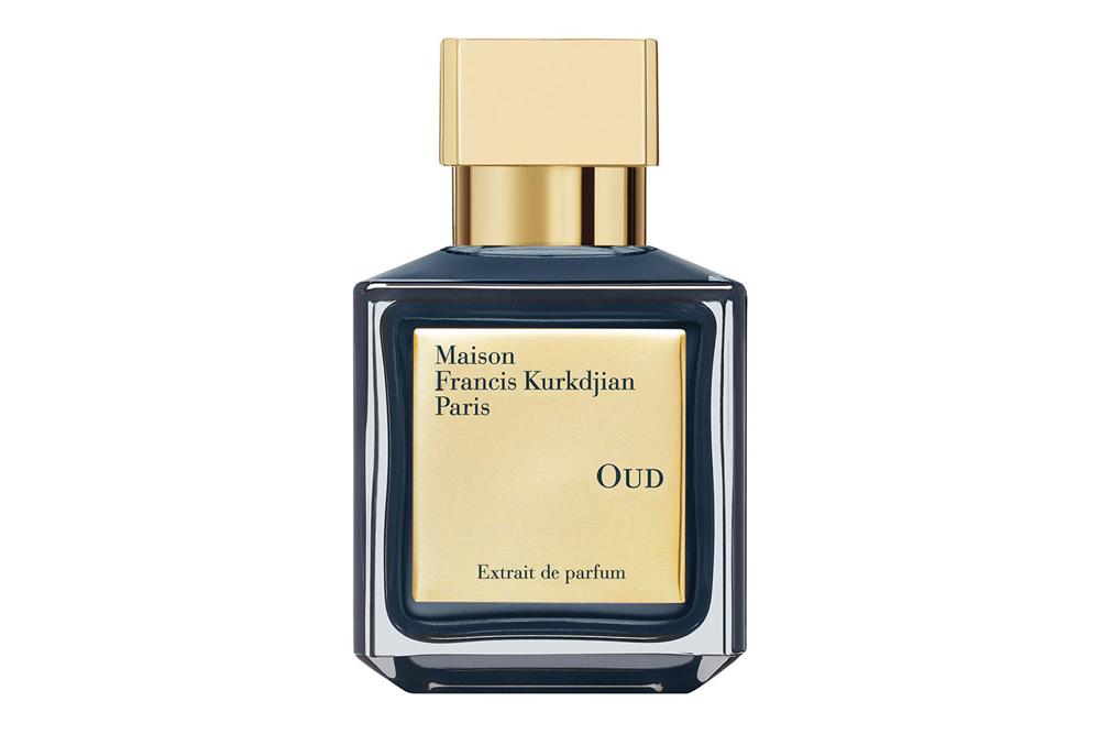 Maison Francis Kurkdjian's Oud fragrance is a great Father's Day gift idea.