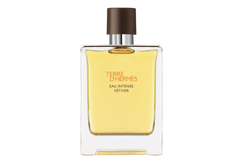 The new Intense Vetiver version of Terre d'Hermes is a great Father's Day gift idea.