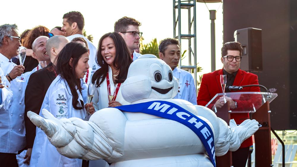 Michelin's Mascot Bibendum