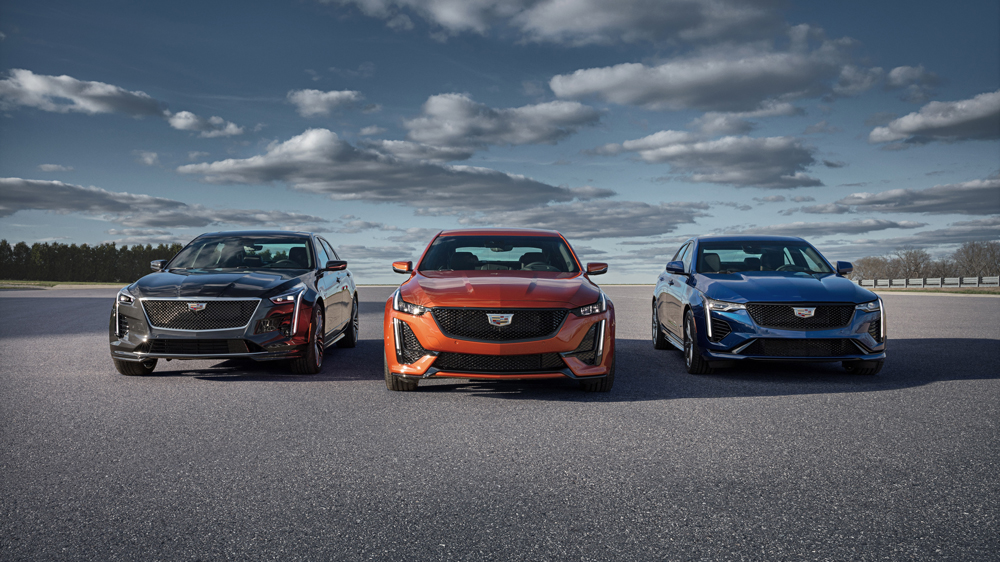 Cadillac's New V Models Seek to Seduce a New Range of Buyers