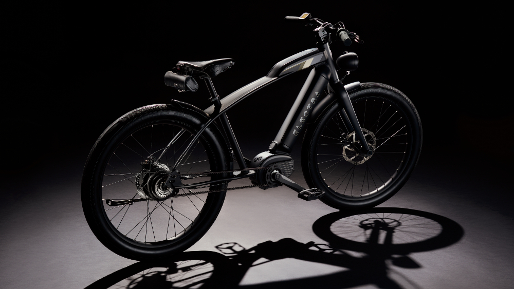 Electra Bicycle Company's Café Moto Go! e-bike
