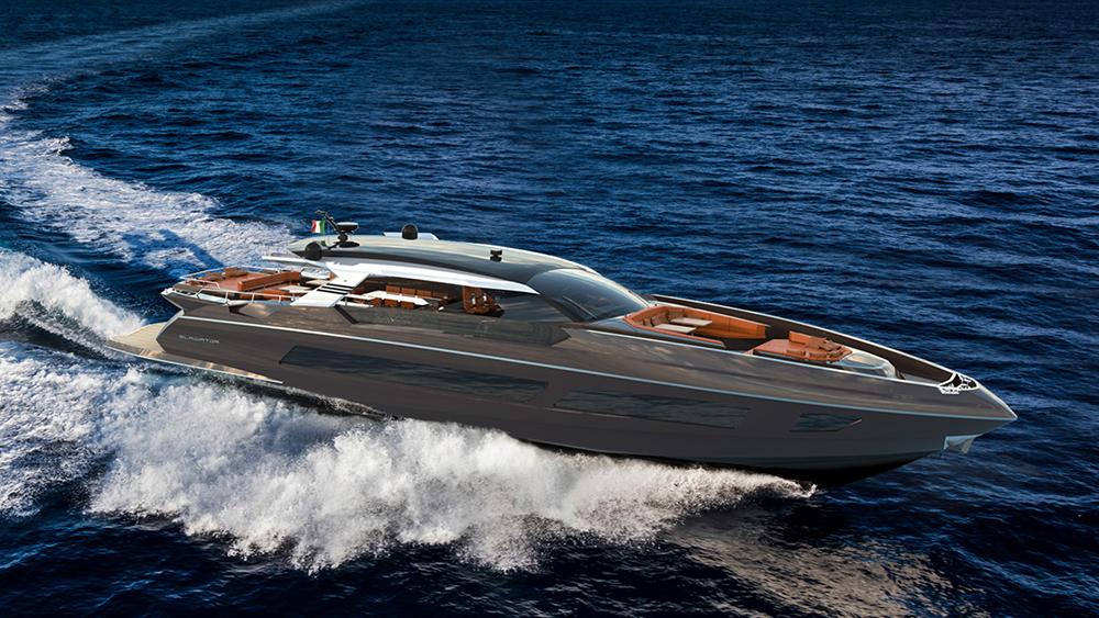 Canados Gladiator 919 RD Yacht