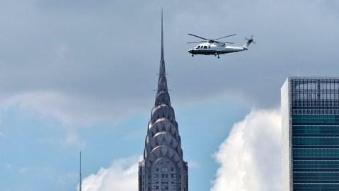 Landmarks NYC Chrysler, New York, USA