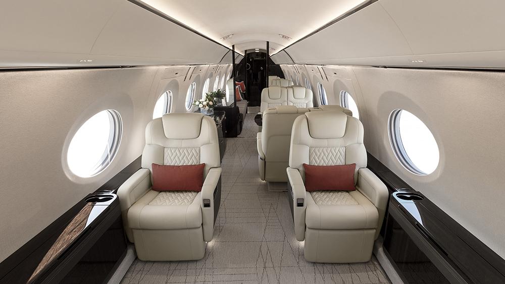 Gulfstream G600 business aircraft