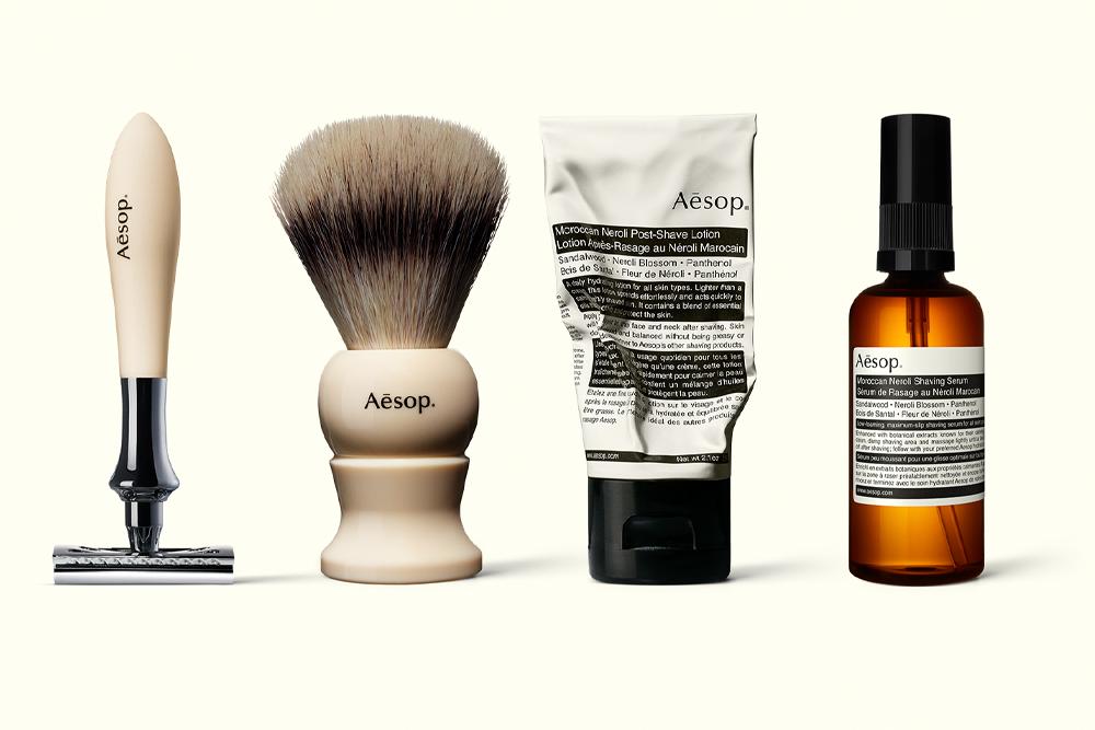 Aesop Complete Shave Care Set