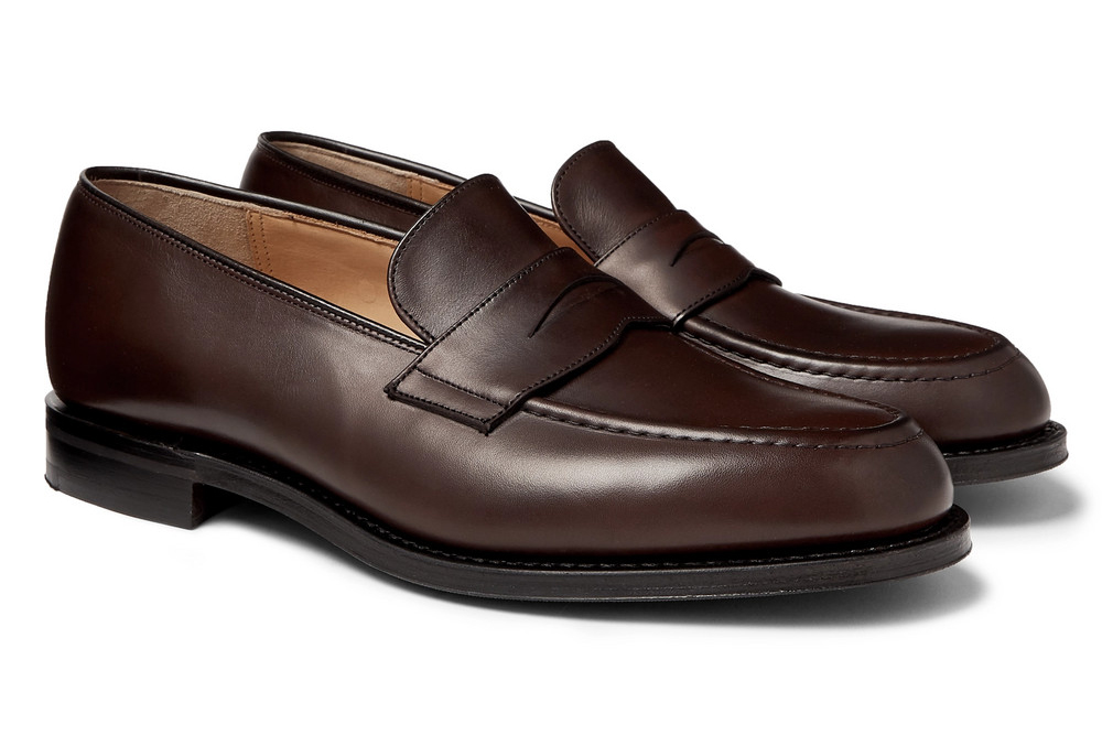 New loafer's from Church's make for a stylish Father's Day gift.