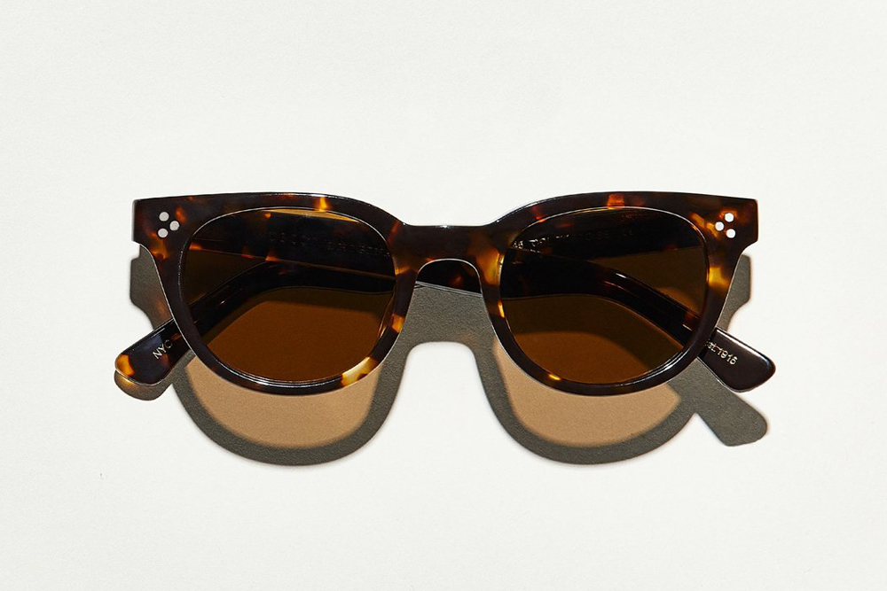 A new pair of sunglasses from Moscot makes for a great Father's Day gift.