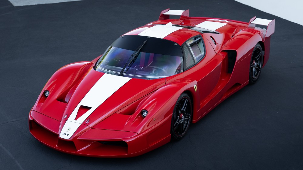 The 2006 Ferrari FXX from the Ming Collection