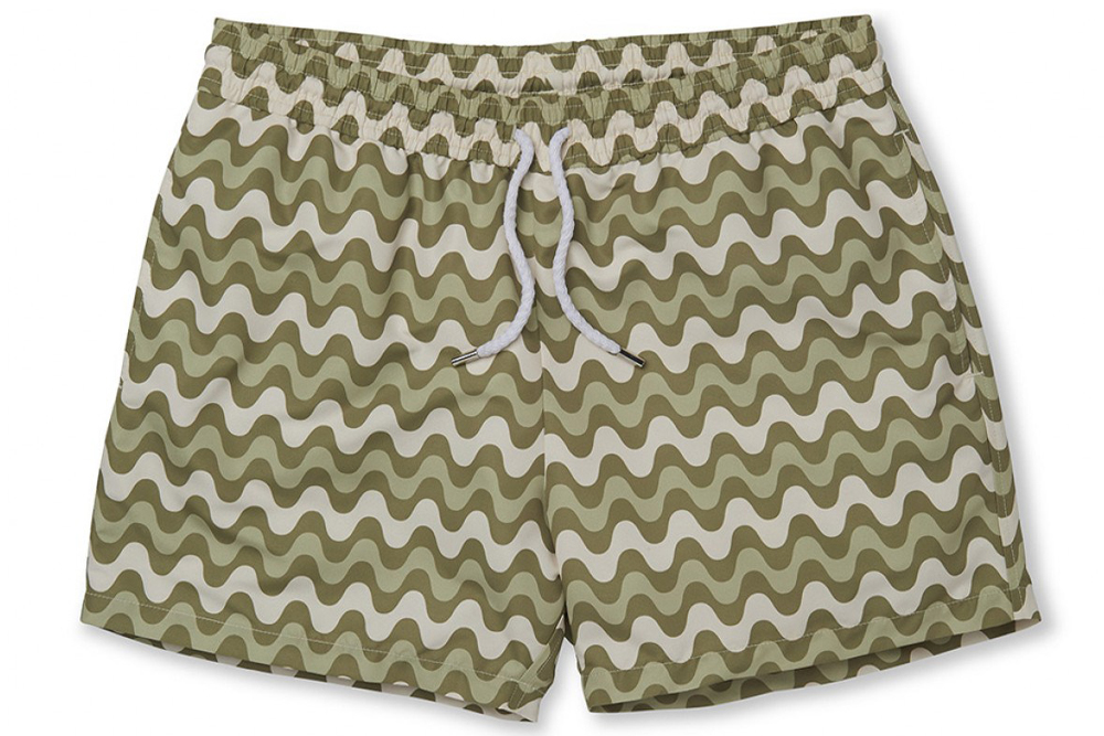 Frescobol Carioca Swimming Trunks