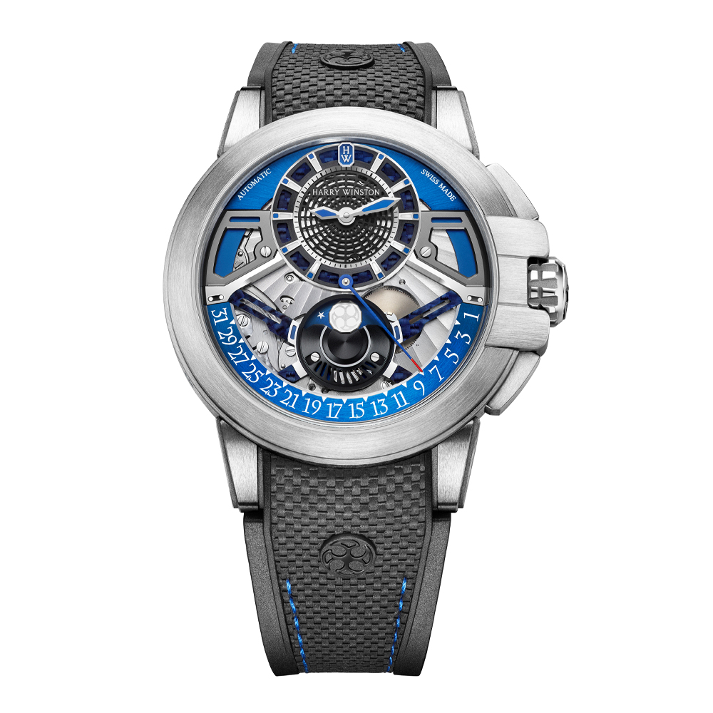 Harry Winston's Project Z13 watch is limited to 300 pieces
