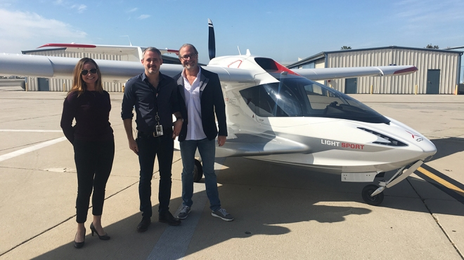 Icon Aircraft Team
