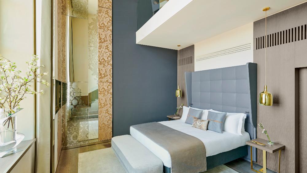 The InterContinental Lyon—Hôtel-Dieu's Duplex Suite