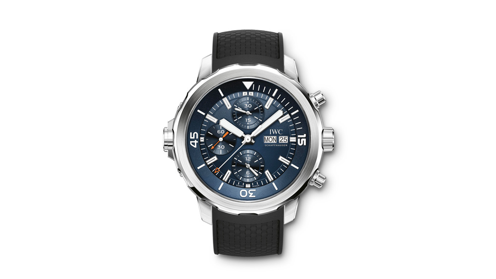 IWC Aquatimer-Chronograph Edition Expedition Jaques-Yves Cousteau