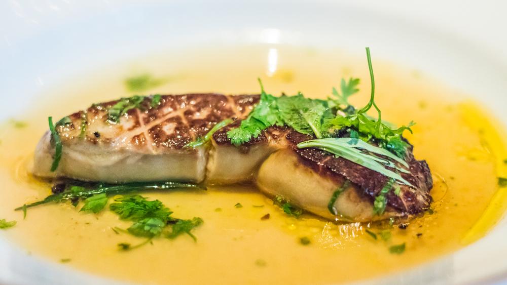 foie gras le coucou nyc