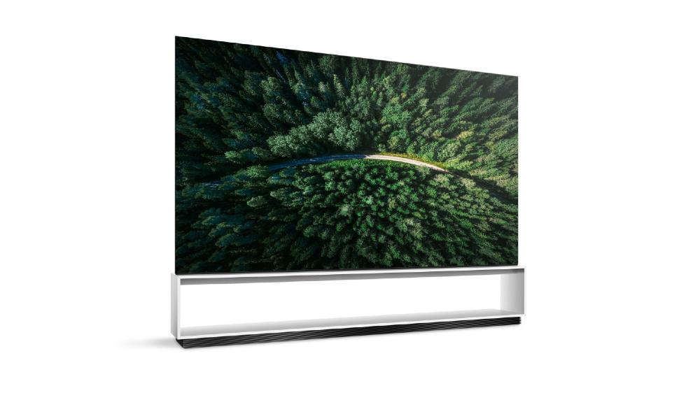 The LG 88-inch 88Z9 8K OLED TV