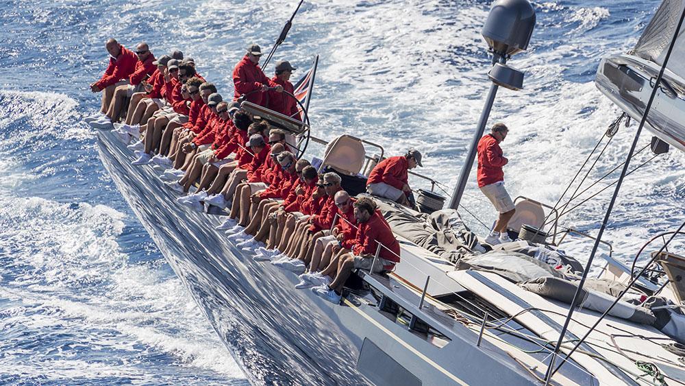 On board of MY SONG, Sail n: ITA 2311, Class: Superyacht, Length: 39,6 Builder: Baltic Yacht, Designer: Reichel Pugh