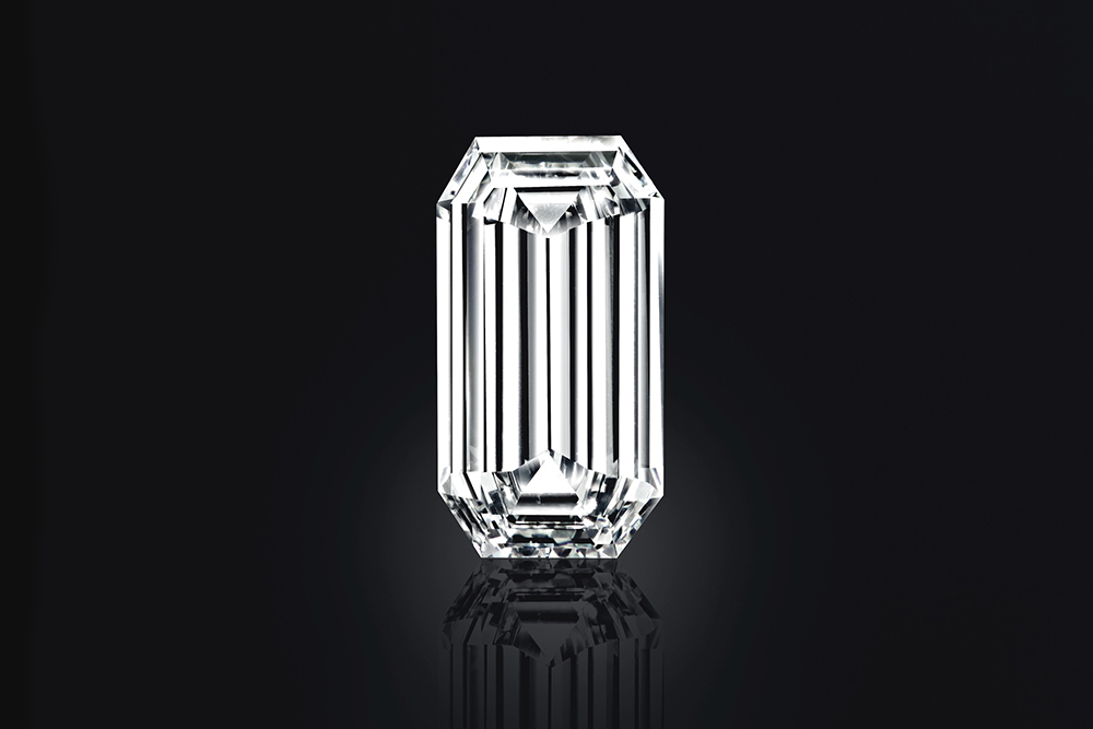 The Mirror of Paradise, a 52.58-carat diamond ring, fetched $6.5 million.