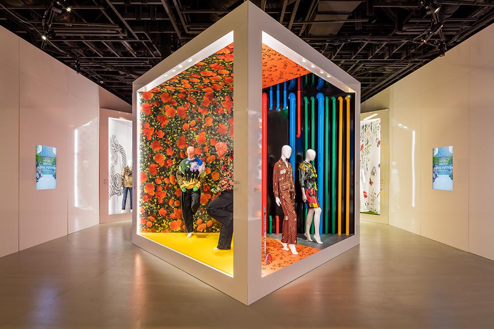 Inside Louis Vuitton X