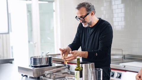Massimo Bottura teach MasterClass