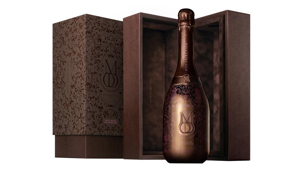 Mod Rosé Champagne