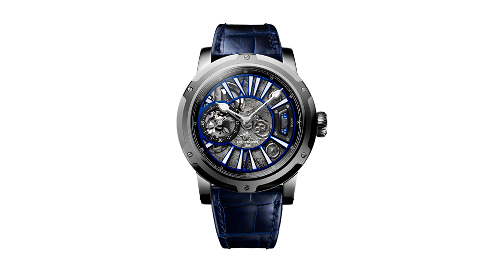Louis Moinet Moon Watch