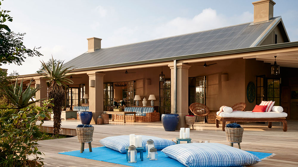 The Farmstead safari lodge South Africa