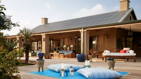 The Farmstead safari lodge South Africa