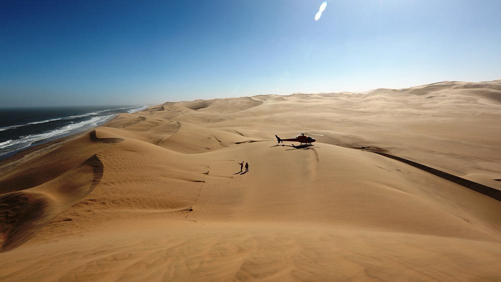 Namibia-Coast-Dunes-near-Swakopmund